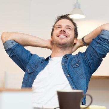 Entspannter in der Arbeit | 3 Tipps gegen Stress