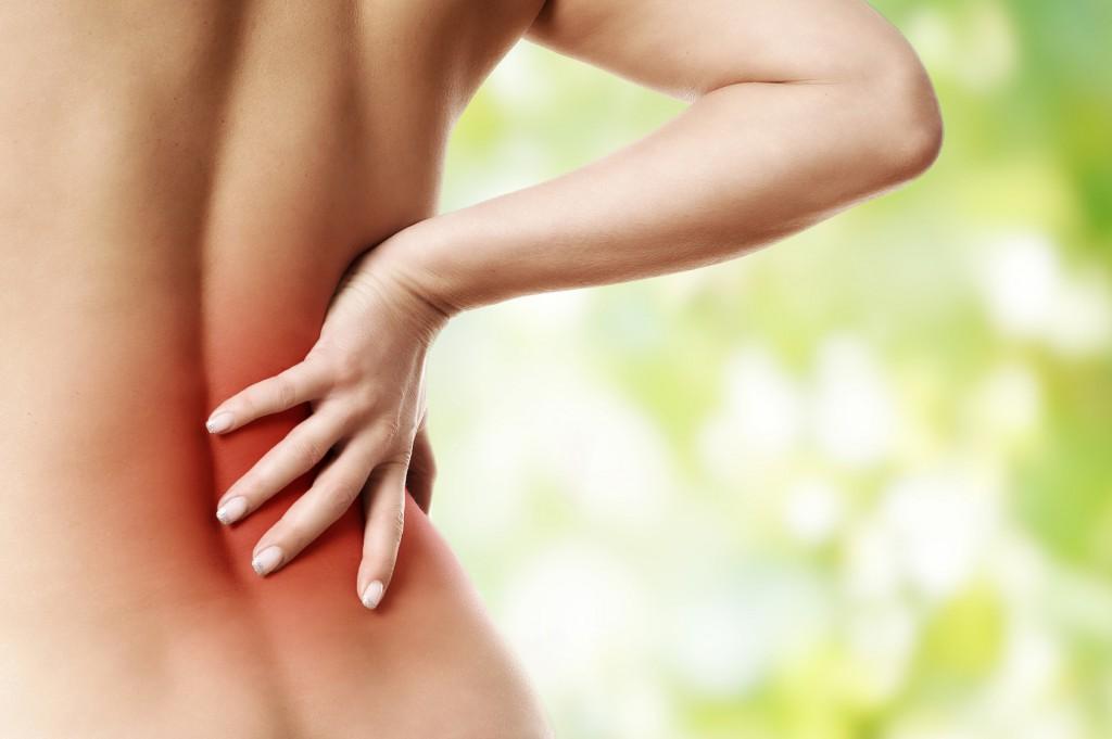Rückenschmerzen Fitnessstudio