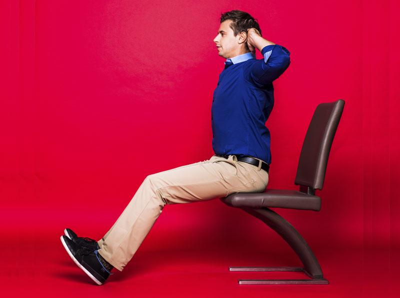Was hilft gegen Rückenschmerzen? Gezielte Kräftigungsübungen!