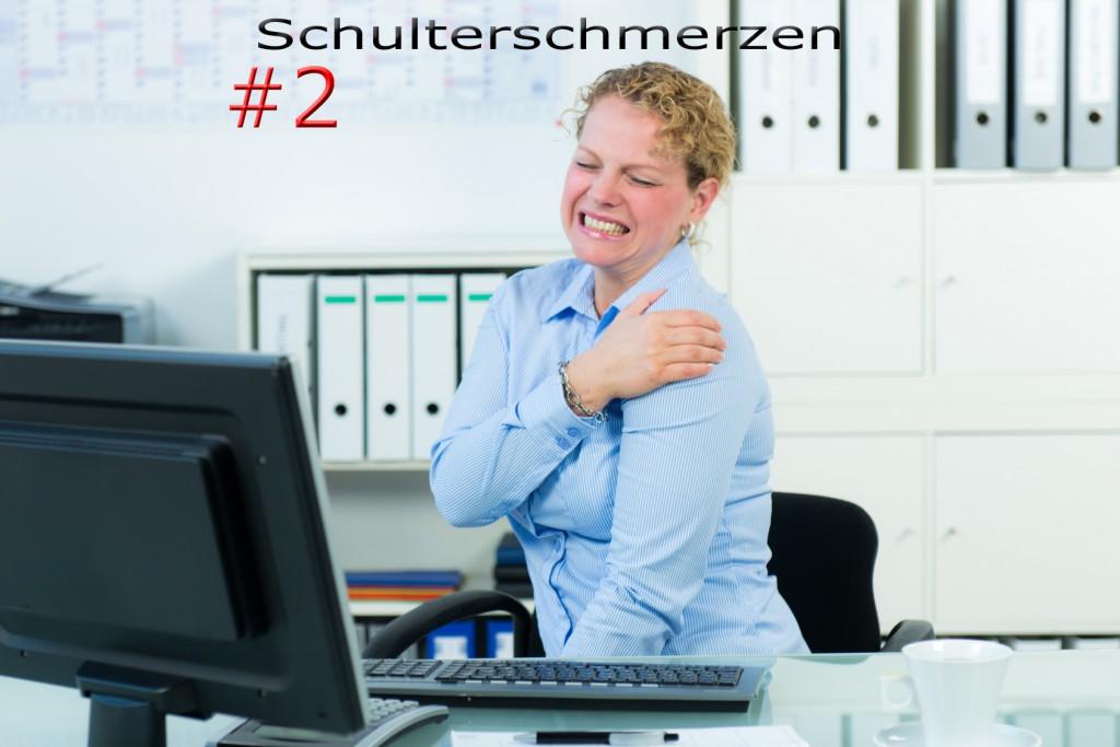 Wodurch entstehen Schulterschmerzen Büro | Corpus Motum
