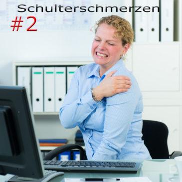 Schulterschmerzen | Die Lösung für deine Probleme (Bürokrankheiten Teil 2)