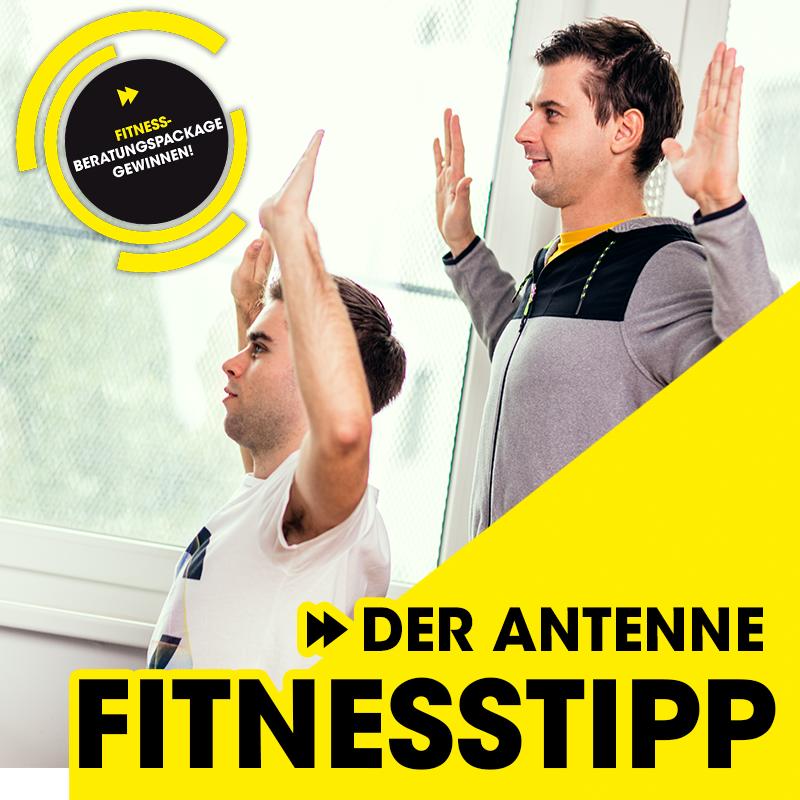 Der Antenne Fitnesstipp