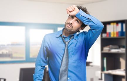 Arbeitnehmerschutz Hitzemaßnahmen - höchstzulässige Raumtemperatur im Büro
