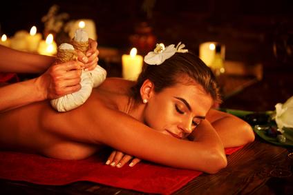 Geschenk Gesundheit - Massage