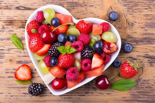 Guter Vorsatz Gesünder Ernähren