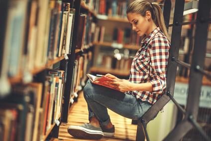 Guter Vorsatz: Mehr lesen (Bildung)