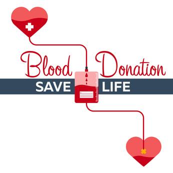 Guter Vorsatz: Mitmenschen helfen durch Blutspenden