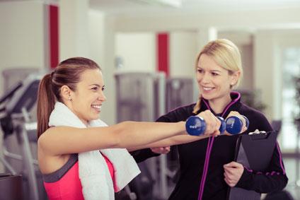 Guter Vorsatz Muskeln aufbauen
