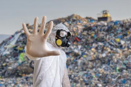 Guter Vorsatz Weniger Plastik