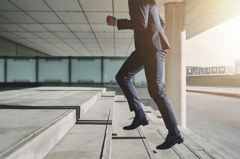 Schritte Challenge Firmenfitness