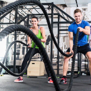 Trainingsplan fürs Fitnessstudio | 8 Übungen für Anfänger