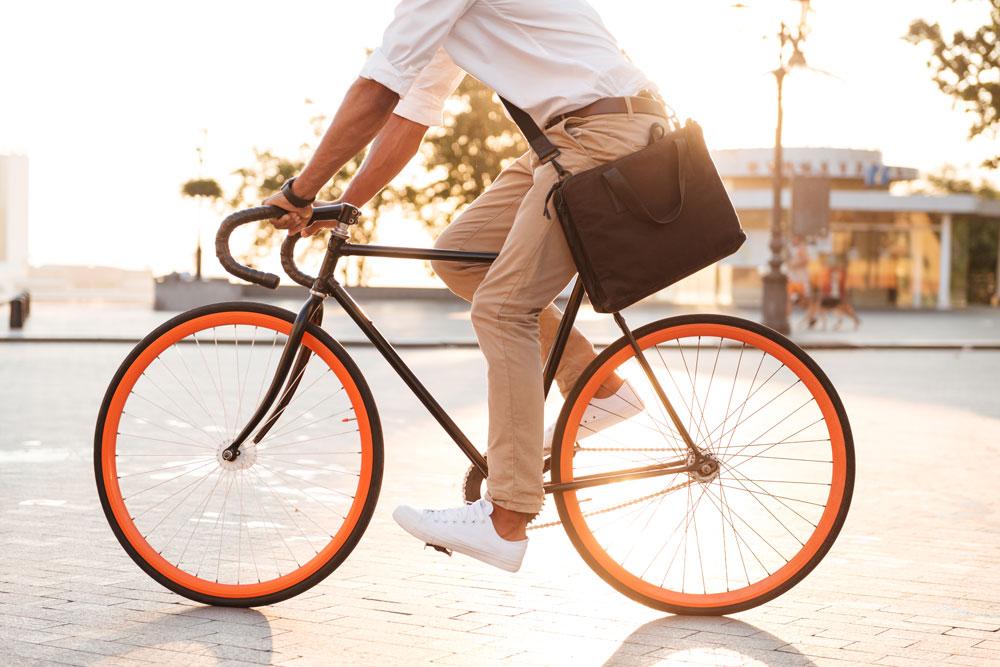 Fahrradfreundlicher Arbeitgeber