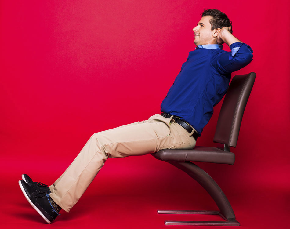 Büro Fitness - Situps