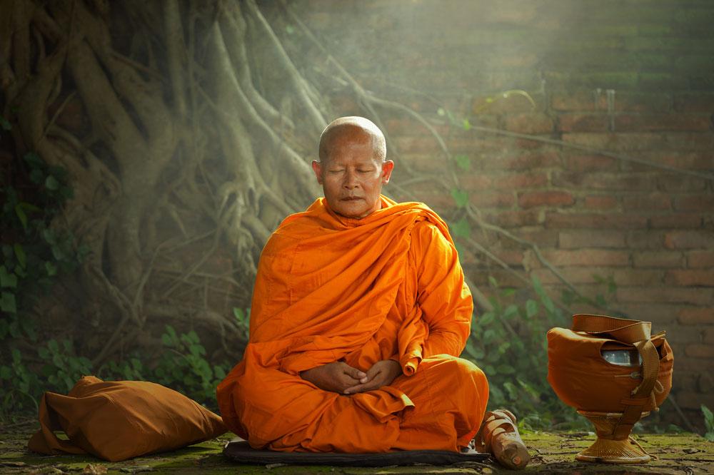 Entspannungsübungen - Meditation