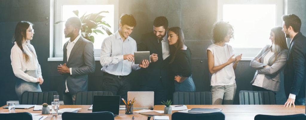 Evaluierung von Stress im Konzern