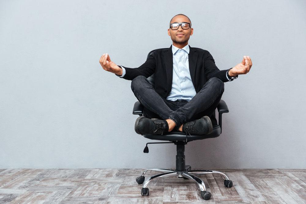 Mitarbeiterzufriedenheit Büroeinrichtung